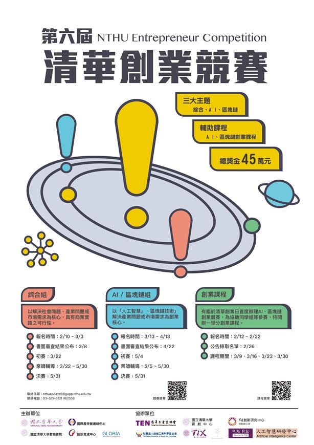 清華創業競賽